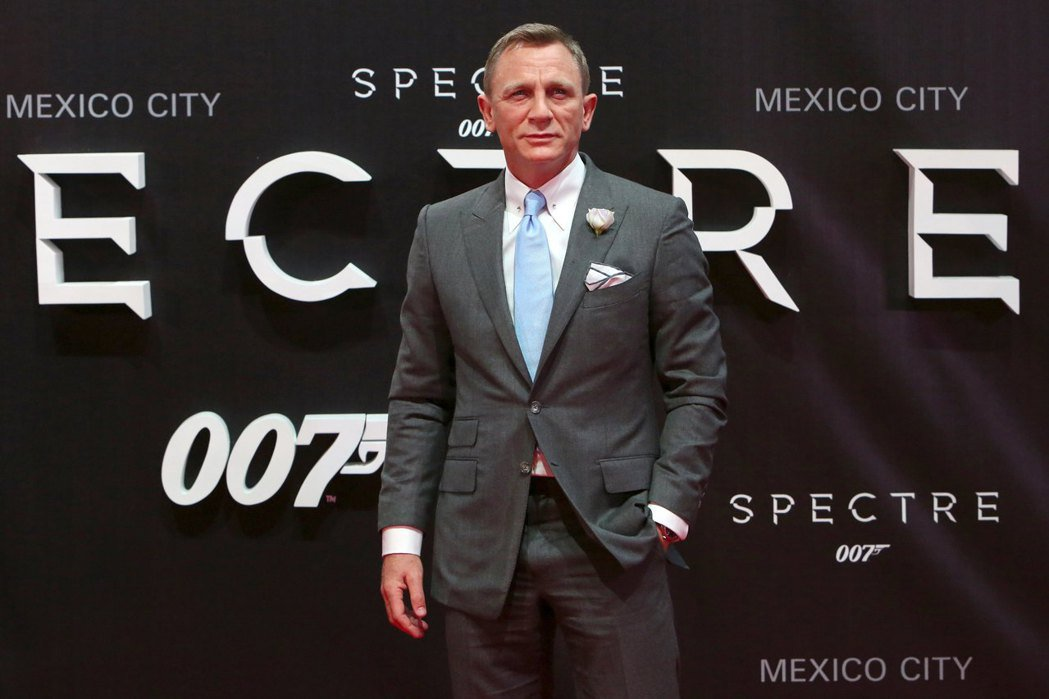丹尼爾克雷格最新007續集因導演臨時退出,面臨重大危機。圖/路透資料照片