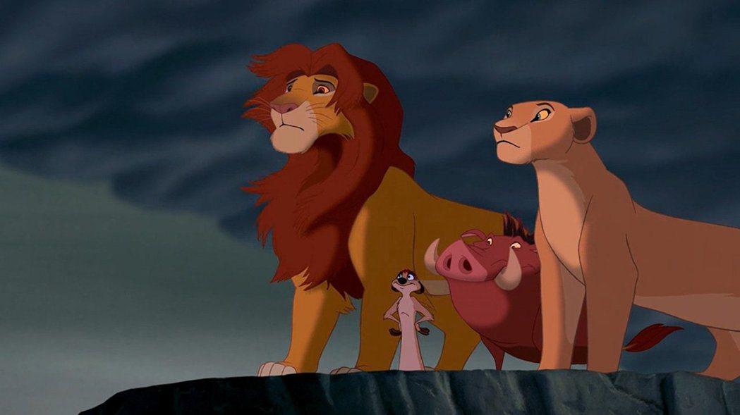 「獅子王」共獲美國17州的青睞,堪稱老美最喜愛的迪士尼經典動畫。圖/摘自imdb