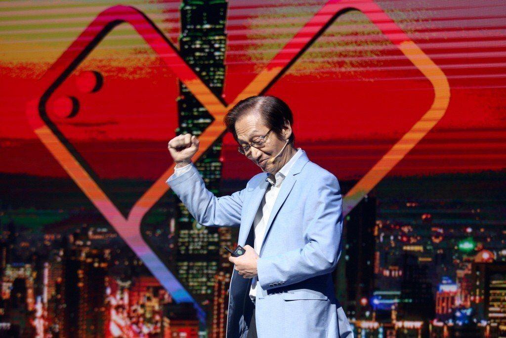 華碩董事長施崇棠。 聯合報系資料照片/記者林伯東攝影
