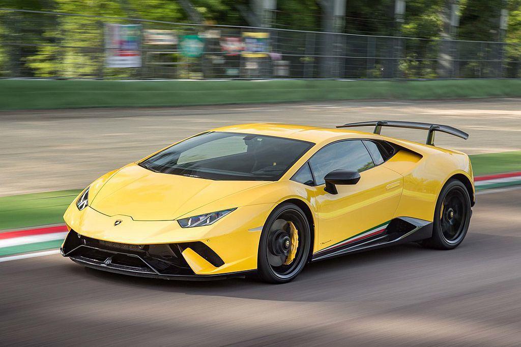 Lamborghini Huracán Performante。 摘自Lambo...
