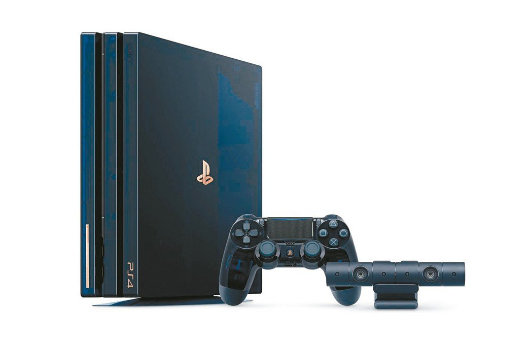 PlayStation 4 Pro 500 Million Limited Ed...