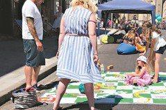 街道屬於誰的?「九十五公分計畫」讓路給孩子玩