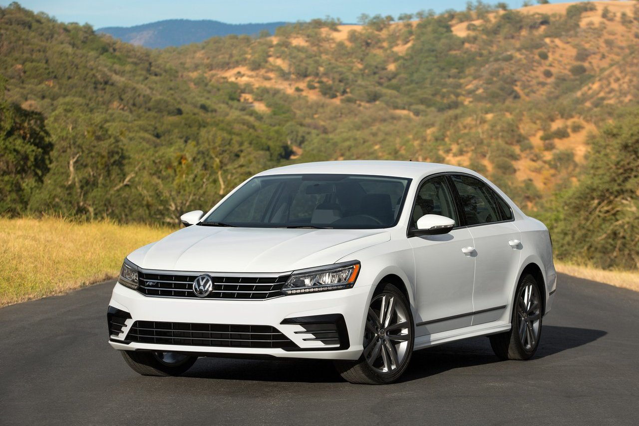 2019小改款Volkswagen Passat 全新動力入列