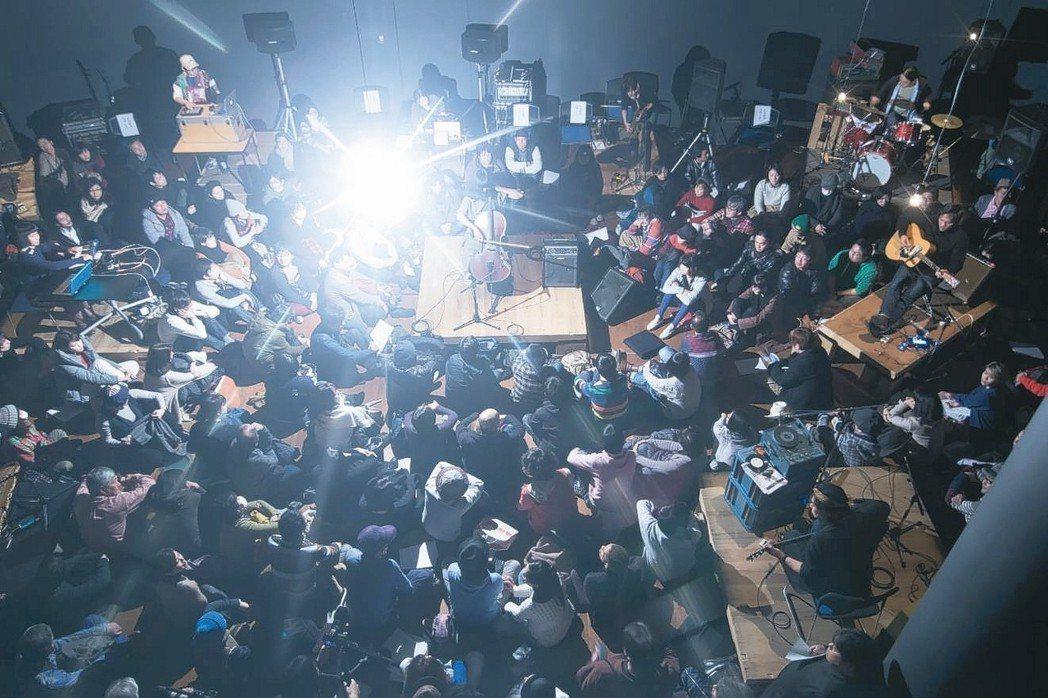 噪集。 台北藝術節/提供