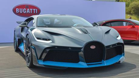 有錢還不一定買得到!天價山豬王Bugatti Divo登場即完售