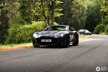 Aston Martin DBS Superleggera上月才發表 馬上有人交車!