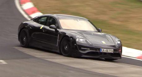 影/Porsche Taycan紐伯林賽道測試 竟然少了這一味