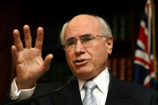 2007年下台的霍華德是澳洲最近一位完成總理任期且任期超過3年的總理。 (法新社...