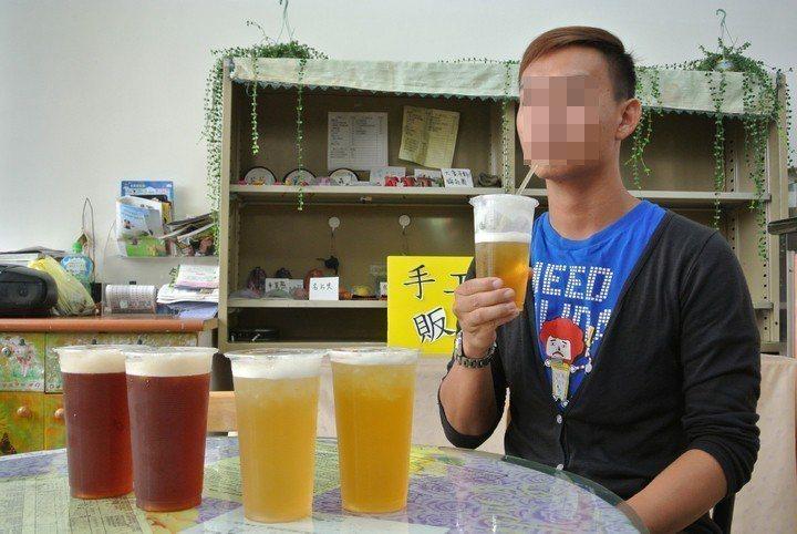 一天喝太多飲料小心糖尿病上身,圖非當事人。報系資料照