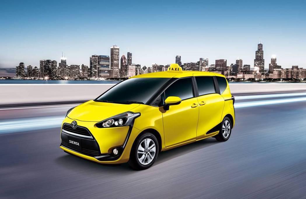 TOYOTA總代理和泰汽車特別為旗下Sienta推出69.9萬元(舊換新補助後價格)的超值特惠版。 圖/和泰汽車提供