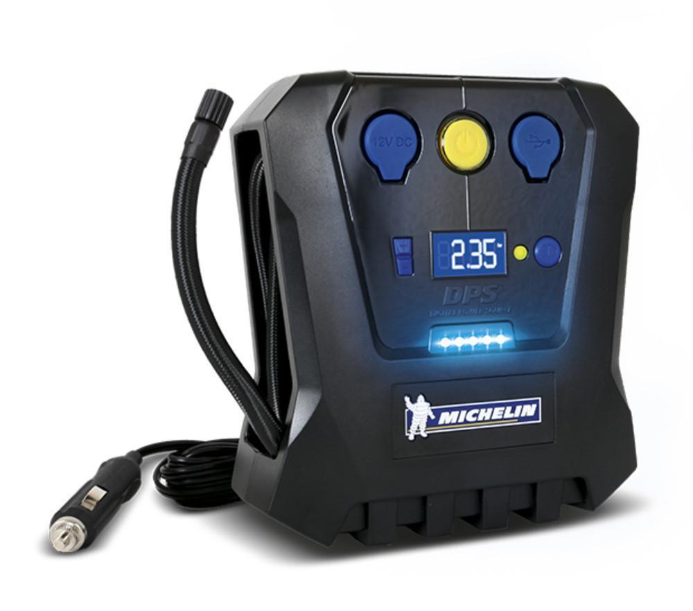MICHELIN米其林智能胎壓設定高速自動打氣機(12266)。 摘自米其林官網