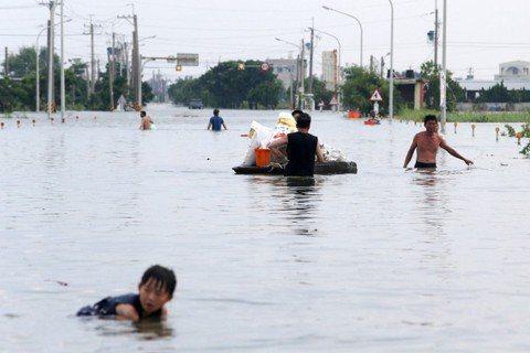 阿樹/防洪沒有保固期,保證「永不淹水」才是詐騙話術