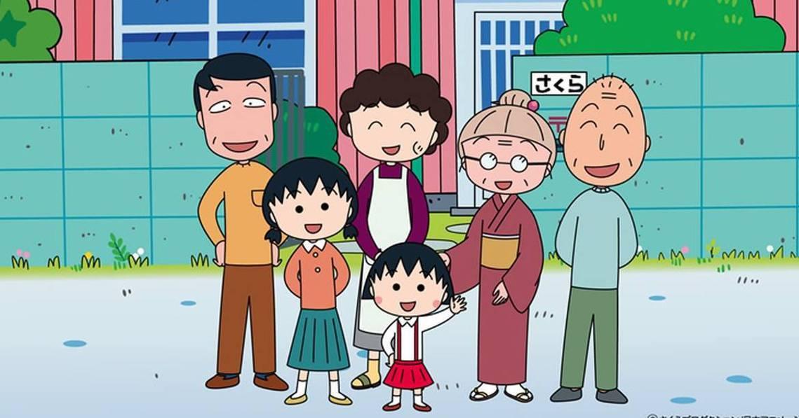 富士電視台表示,系列動畫仍會按照正常時間放送。 圖/《櫻桃小丸子》動畫版