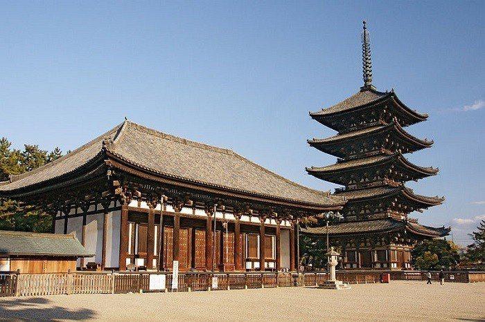 奈良興福寺。 圖/wiki