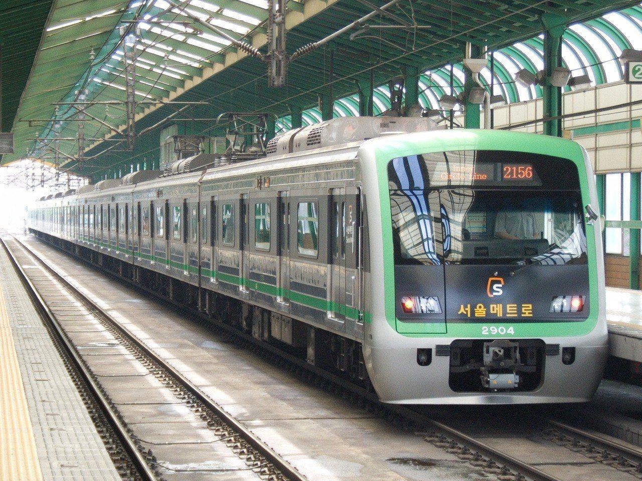 首爾地鐵。 圖/wiki