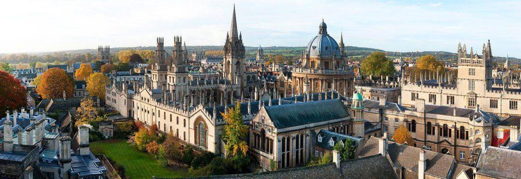 ▲英國景點-牛津大學城。(圖/Tripbaa趣吧!亞洲自由行專家)