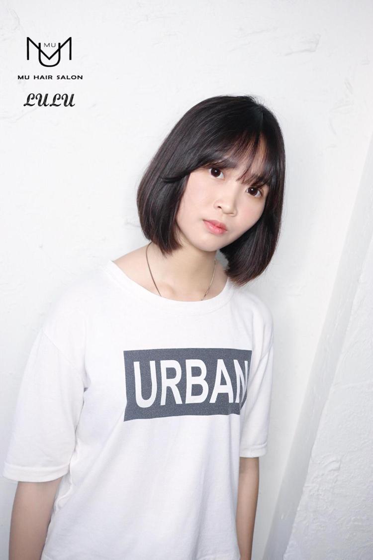 发型创作/ Lu Lu。 图/StyleMap提供