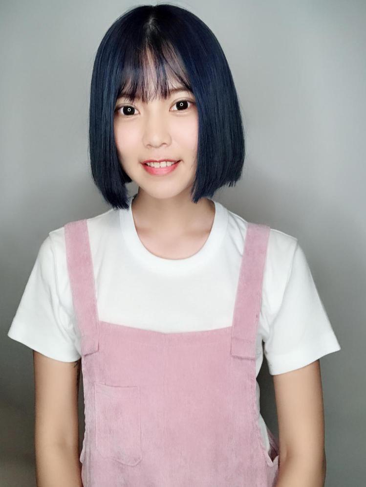 发型创作/Dona Tseng。 图/StyleMap提供