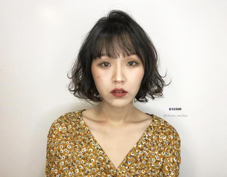 发型创作/Cho No。 图/StyleMap提供