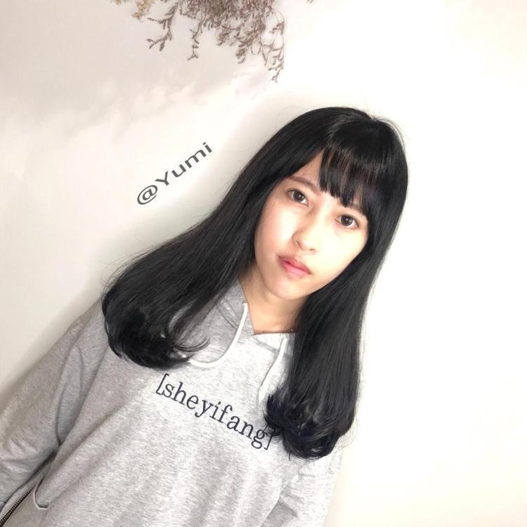 髮型創作/台南美髮 設計師 Yumi 2016沙龍。圖/StyleMap提供