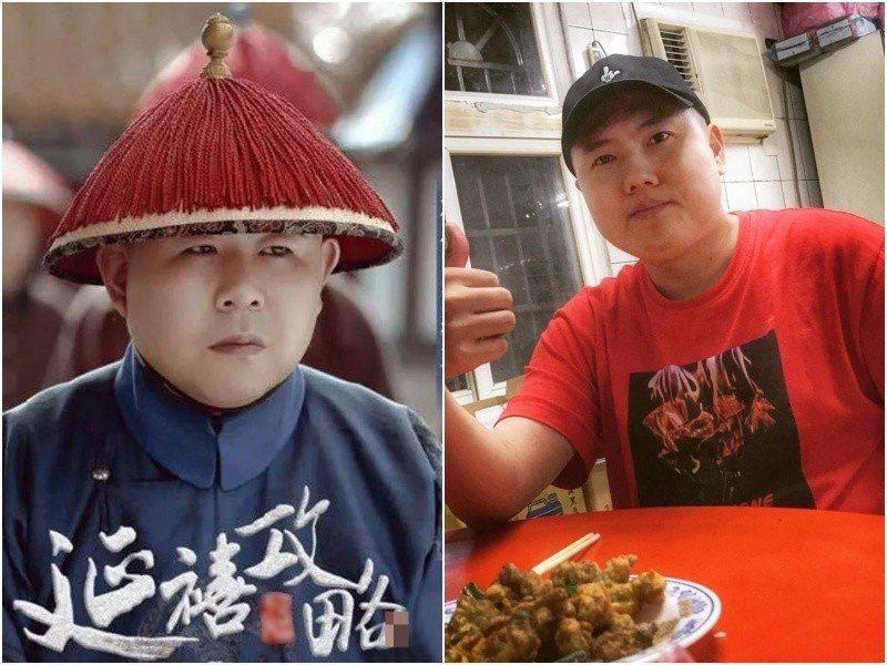 「延禧攻略」中的太監李玉也被說撞臉「玖壹壹」的洋蔥。圖/摘自微博、臉書