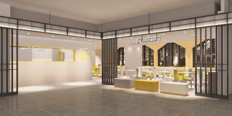 在日本被稱為「奇蹟般的舒芙蕾鬆餅」的FLIPPER'S將首度來台。圖/誠品提供