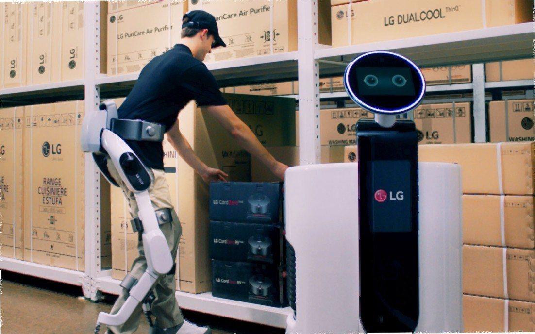 LG宣布推出全新穿戴式機器人CLOi SuitBot,專為工業與醫療保健所設計。...
