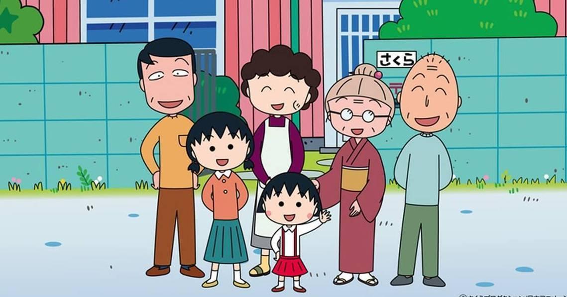 富士電視台表示,系列動畫仍會照常放送。 圖/《櫻桃小丸子》動畫版