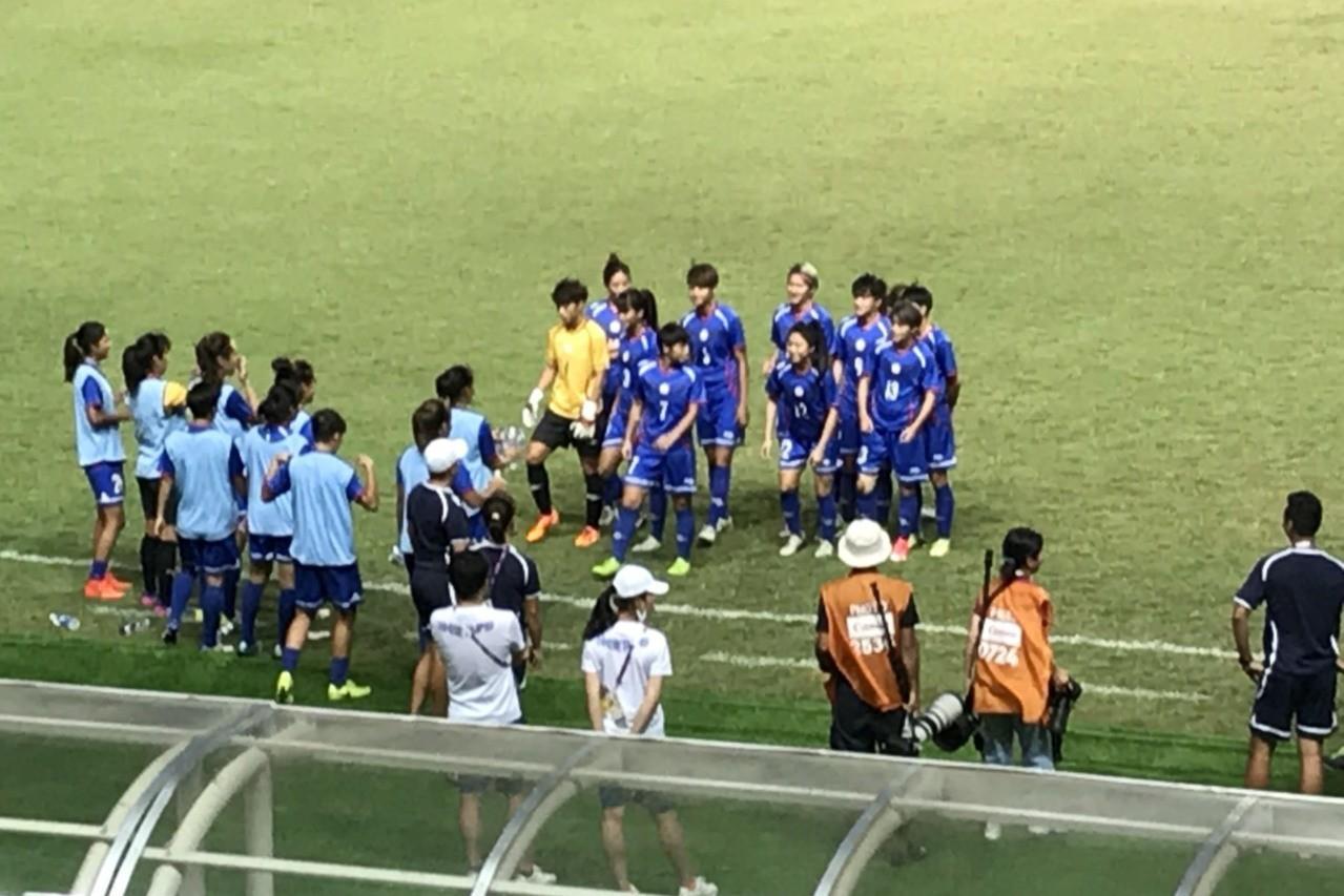 中華女足隊在今晚雅加達亞運4強戰,對決大陸隊遭遇苦戰,最終0:1告負,無緣爭金。...