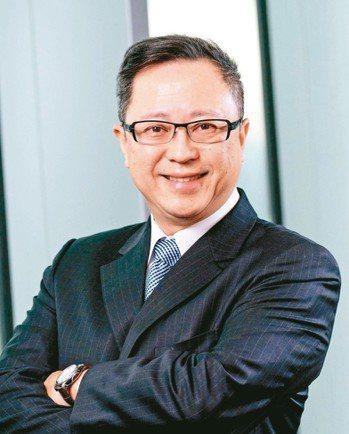 富邦投信董事長胡德興。 報系資料庫