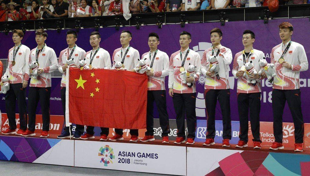 中國大陸在本屆亞運會羽球項目雖然取得3金1銀2銅居首位,但指標性的男單、女單皆未...