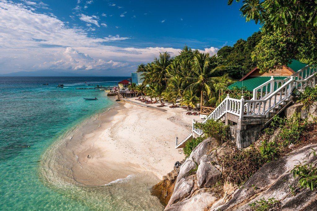馬來西亞的海景迷人,娘惹菜也相當著名,30天內免簽證。示意圖,圖片來源/ingi...