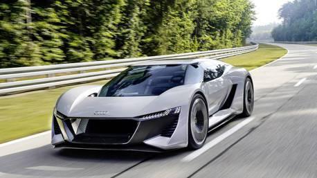電動版R8? 純電跑車Audi PB18 e-tron帥度破表