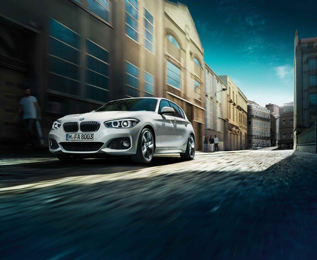 2019年式BMW 120i M Sport領航版標準配備BMW全觸控智能衛星導...