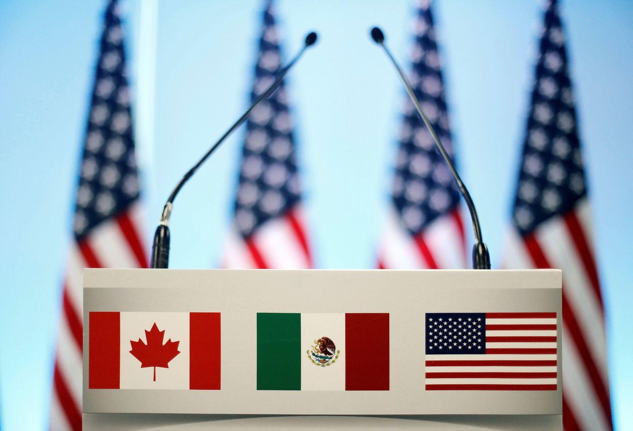 美國和加拿大貿易官員今天將進入談判的關鍵階段,看能否彌合分歧,以便能簽署新版北美...