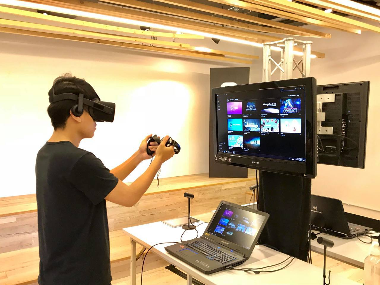 Facebook透過推動Oculus全球性教育實驗性計畫,首度捐贈Oculus ...