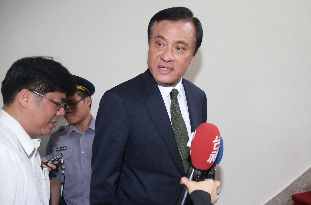 立法院長蘇嘉全(右)。 圖/聯合報系資料照片