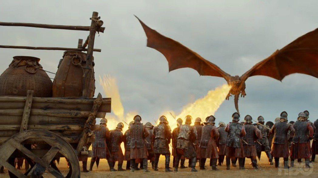 「冰與火之歌:權力遊戲」最終季備受觀眾期待。圖/摘自HBO