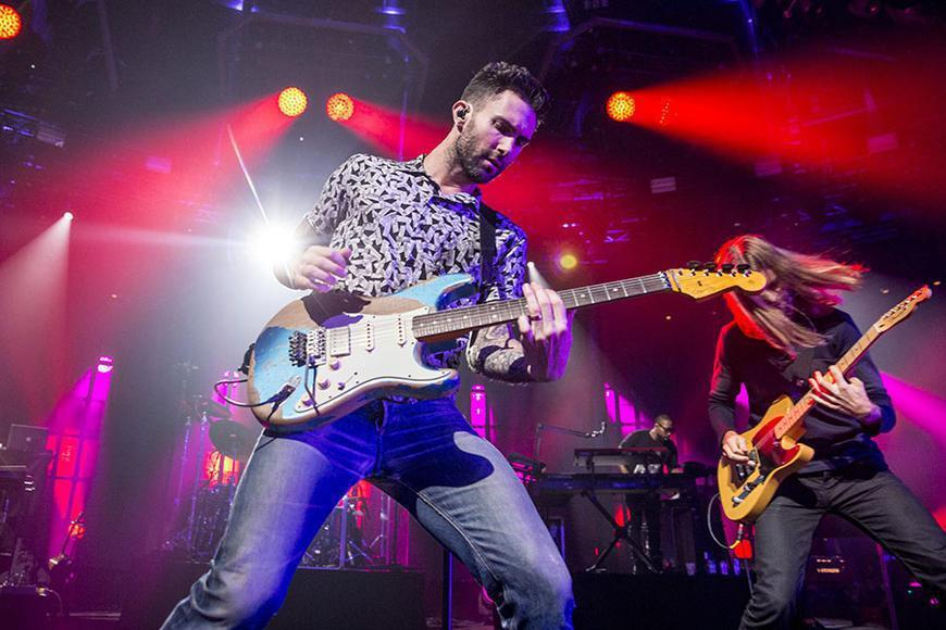 「魔力紅」明年3月台灣開唱。圖/Live Nation提供