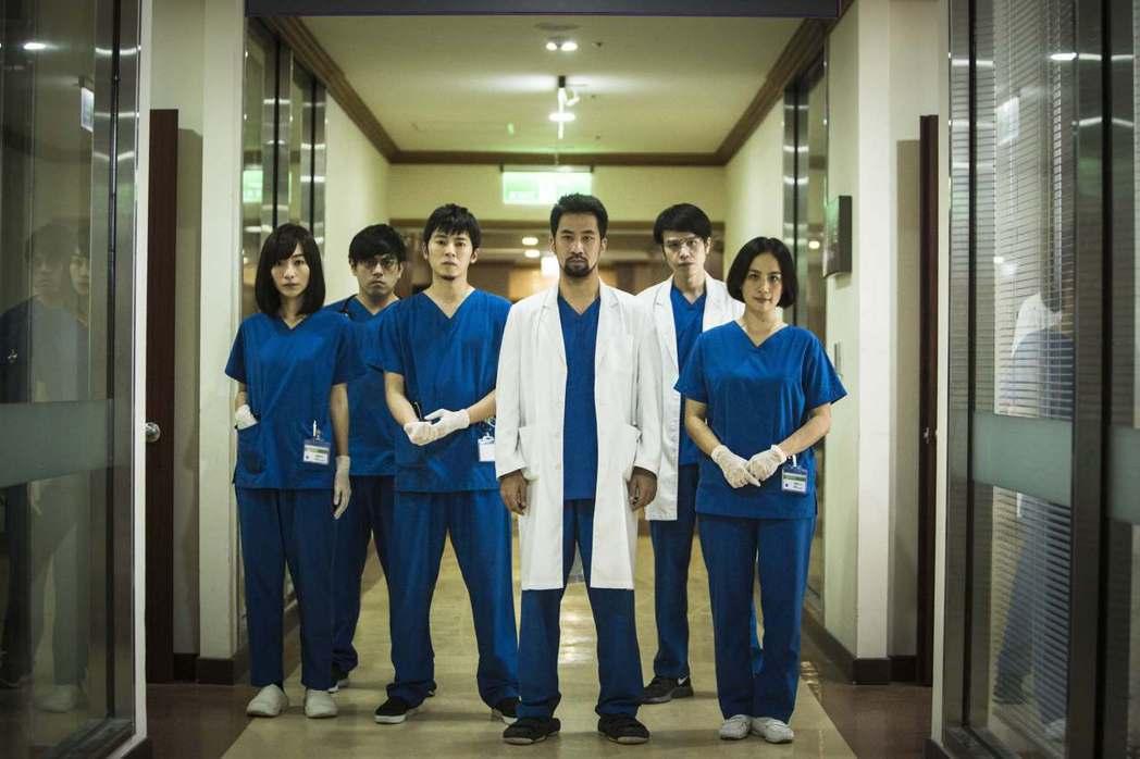 「麻醉風暴2」劇照。圖/公視提供