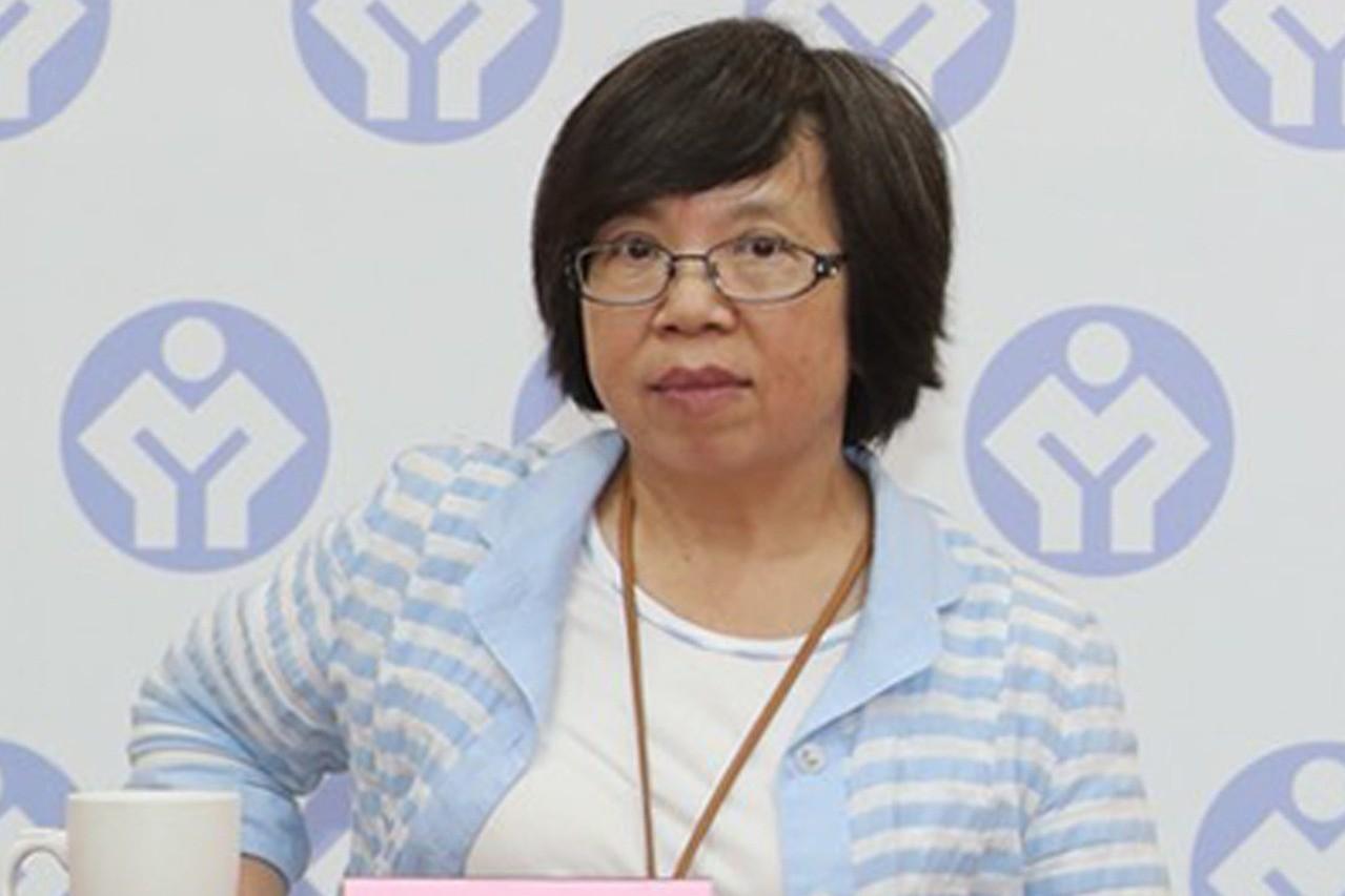 勞動部次長蘇麗瓊(檔案照片) 中央社