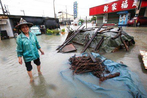 絕不淹水,可能嗎?——從水災風險管理談水患治理危機