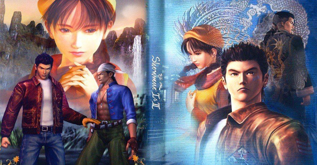 SEGA於1999年推出的經典遊戲《莎木》,以合輯並提升為HD畫質的方式,重新於...