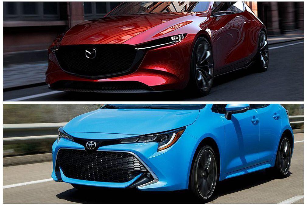 被Toyota Auris逼急了?日媒爆料全新第四代Mazda3將提早量產