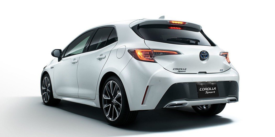 歐規全新Toyota Corolla Touring Sports與新世代Cor...