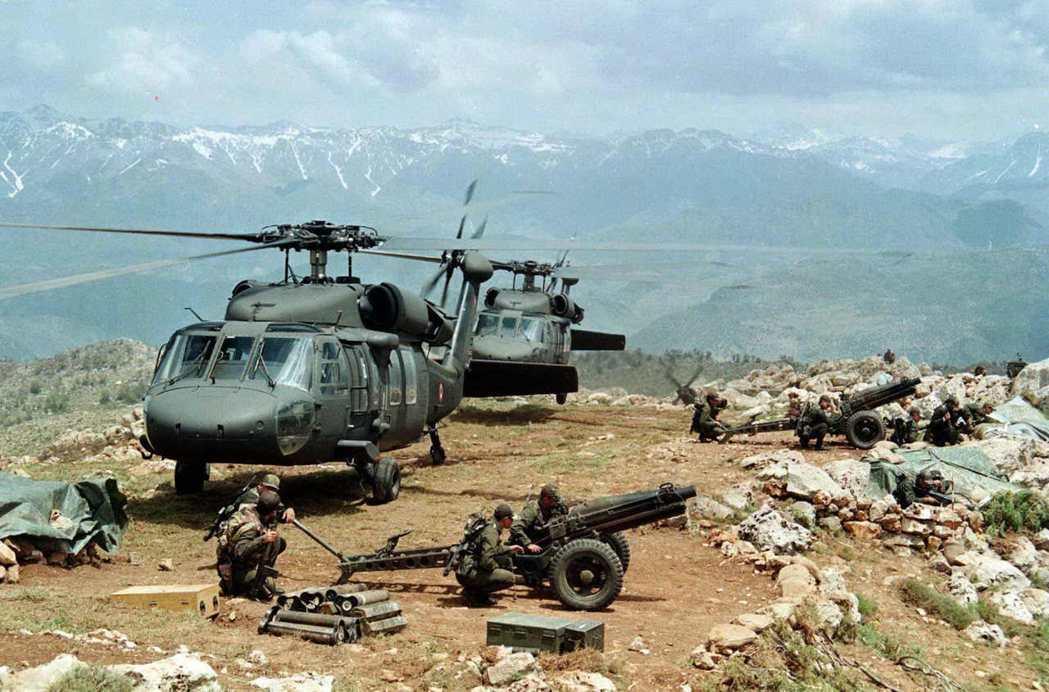 土耳其因飽受境內庫德工人黨(PKK)武裝攻擊,在庫德問題上與美國的矛盾也不再被隱...