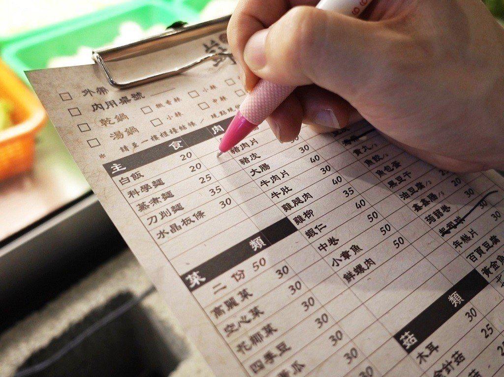 (圖/台灣旅行趣) ▲菜單親民的價格,隨時來「爆炒」一鍋都可以