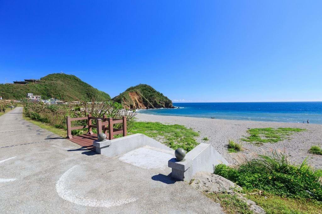 (圖/宜蘭勁好玩) ▲湛藍的太平洋十分美麗