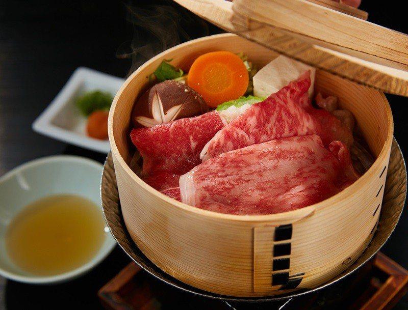 鳥取和牛大山牛是當地必吃的美味。