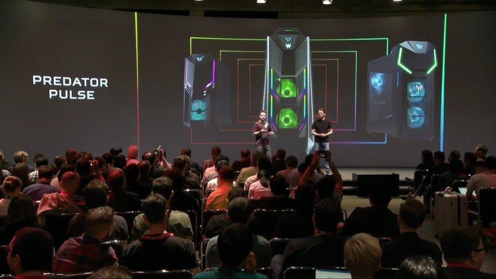 Predator Pulse RGB燈效技術